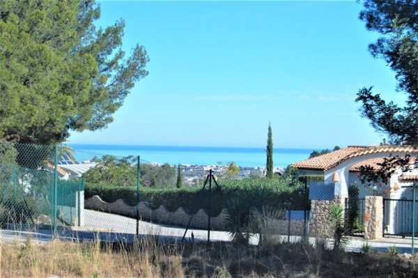 X-2919 Plot Land in DéNia - Photo