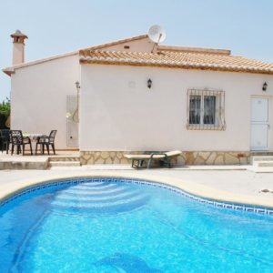 X-799 Villa in Els Poblets with 2 Bedrooms