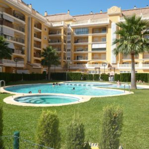 X-ZL14 Flat in Dénia with 3 Bedrooms