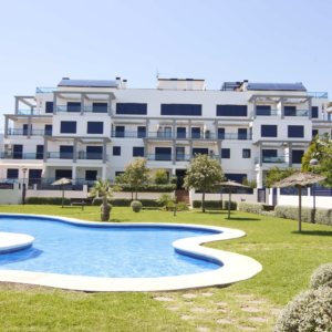 X-LL685 Apartment in Dénia with 2 Bedrooms