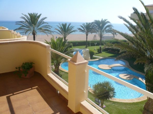 X-A30 Apartment in Dénia with 2 Bedrooms - Photo