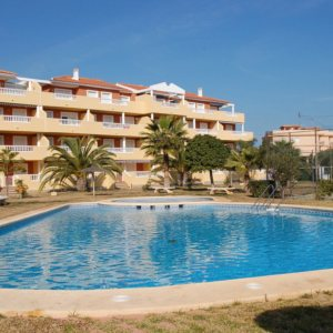 X-CM1905 Apartment in Dénia with 2 Bedrooms