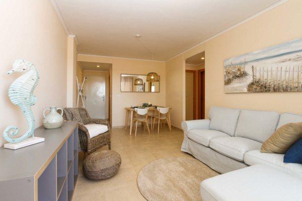 X-744-DE Appartement à DéNia avec 2 chambres - Photo