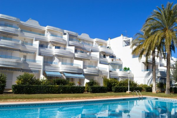 X-C25793 Apartment in DéNia with 2 Bedrooms - Photo