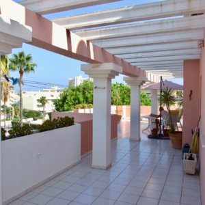 X-01290 Penthouse in DéNia with 2 Bedrooms