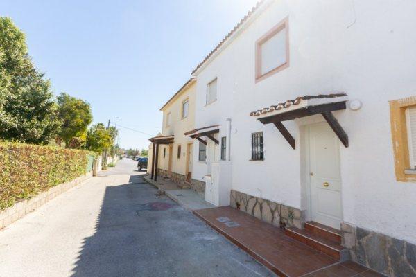 X-3959 Casa de Pueblo en Dénia con 2 Dormitorios - Foto