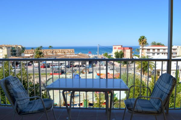 X-C25747 Apartment in Dénia with 2 Bedrooms - Photo