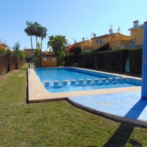 X-D3724 Townhouse in Dénia with 3 Bedrooms