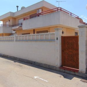 X-D3732 Townhouse in DéNia with 3 Bedrooms