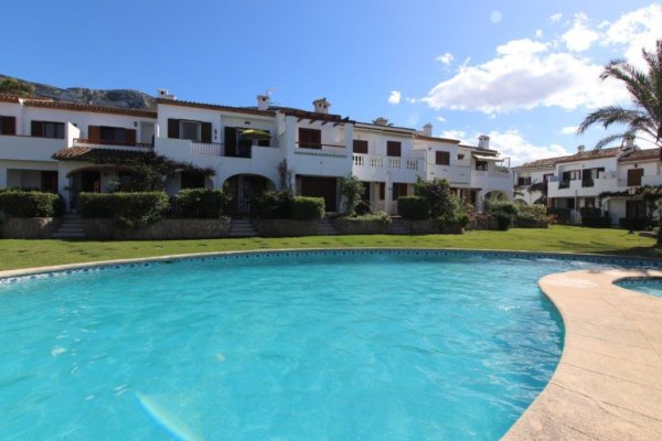 X-P-136 Apartment in Dénia with 1 Bedrooms - Photo