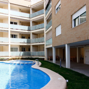 X-LL709 Flat in Dénia with 2 Bedrooms