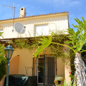 X-ADT-2650 Townhouse in Dénia with 2 Bedrooms