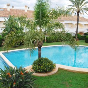 X-608 Townhouse in Dénia with 2 Bedrooms