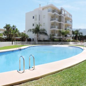 X-AP2023 Apartment in Dénia with 2 Bedrooms
