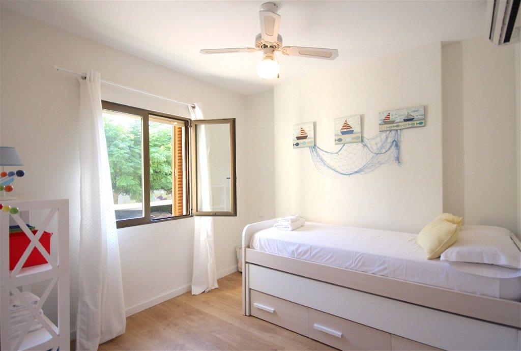 A36 Wohnung in erster Strandlinie zu verkaufen in Denia, Spanien - Objektbild 10