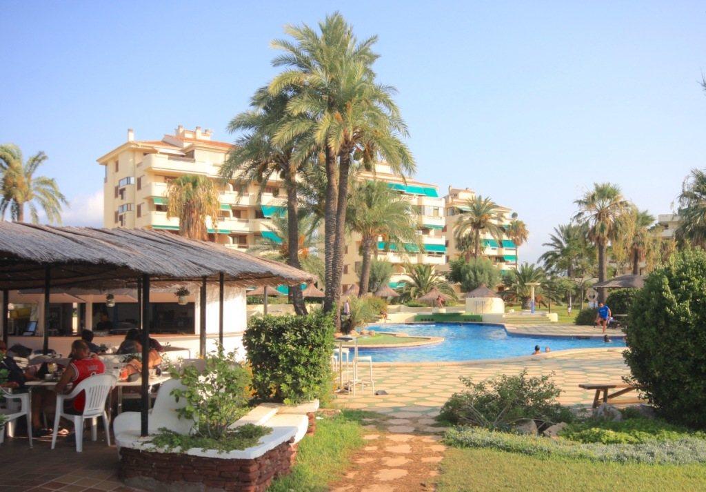 A36 Wohnung in erster Strandlinie zu verkaufen in Denia, Spanien - Objektbild 12
