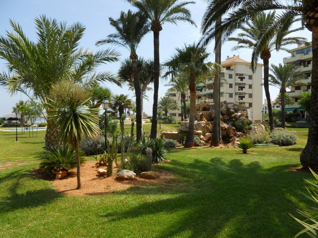 A36 Wohnung in erster Strandlinie zu verkaufen in Denia, Spanien - Objektbild 2