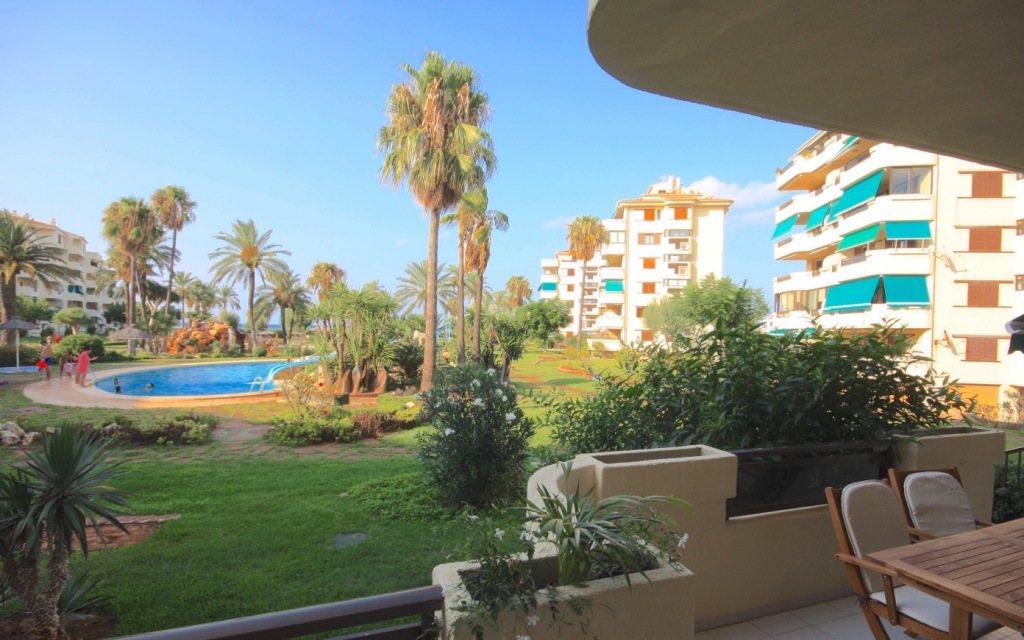 A36 Wohnung in erster Strandlinie zu verkaufen in Denia, Spanien - Objektbild 4