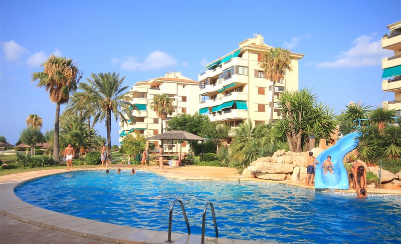 A36 Wohnung in erster Strandlinie zu verkaufen in Denia, Spanien - Objektbild 5