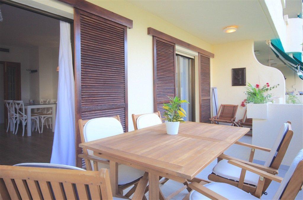 A36 Wohnung in erster Strandlinie zu verkaufen in Denia, Spanien - Objektbild 6