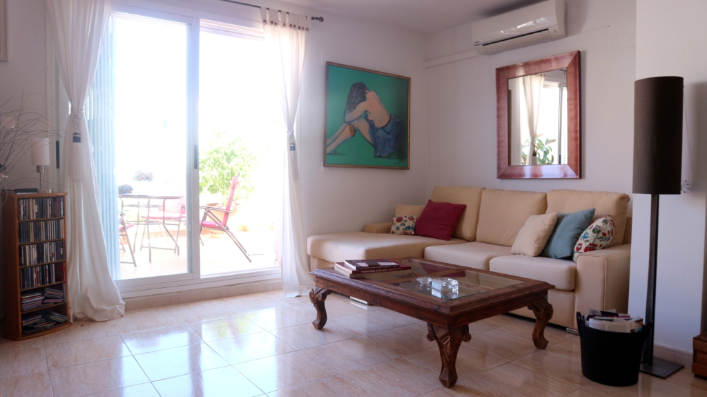 Flat Penthouse in Denia Denia