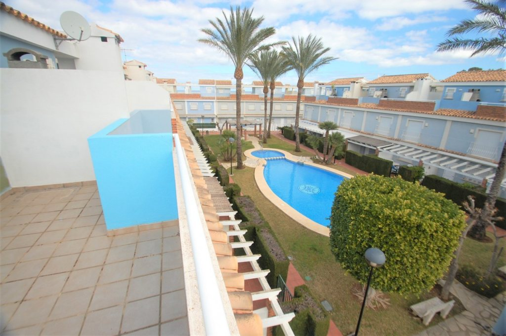 X-3176 Townhouse in Els Poblets with 3 Bedrooms - Property Photo 10