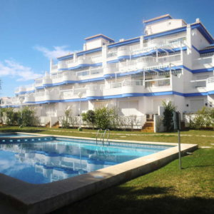 X-AP-D-0036 Apartment in DéNia with 2 Bedrooms