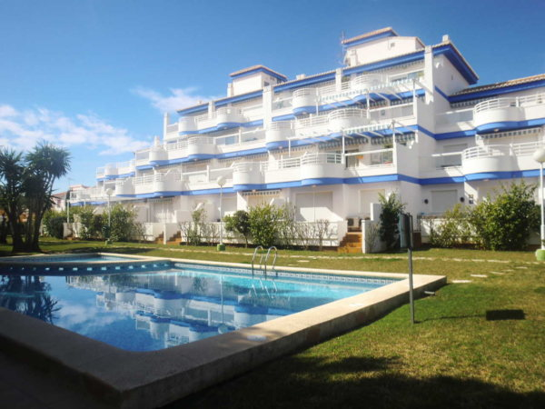 X-AP-D-0036 Apartment in Dénia with 2 Bedrooms - Photo