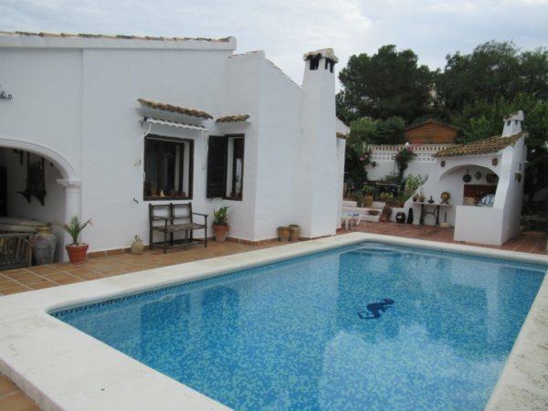 X-VP26 Villa in DéNia with 3 Bedrooms - Photo