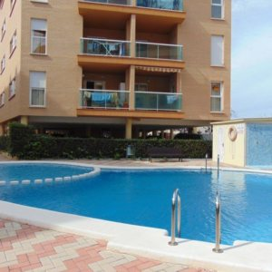 X-D3398 Apartment in DéNia with 3 Bedrooms