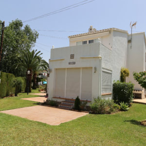 X-IFV417 Townhouse in Pedreguer with 2 Bedrooms