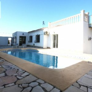 VP72 Villa for sale in Denia with sea and mountain views, Spain