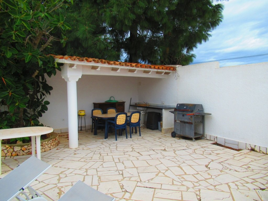 VP72 Villa for sale in Denia with sea and mountain views, Spain - Property Photo 11