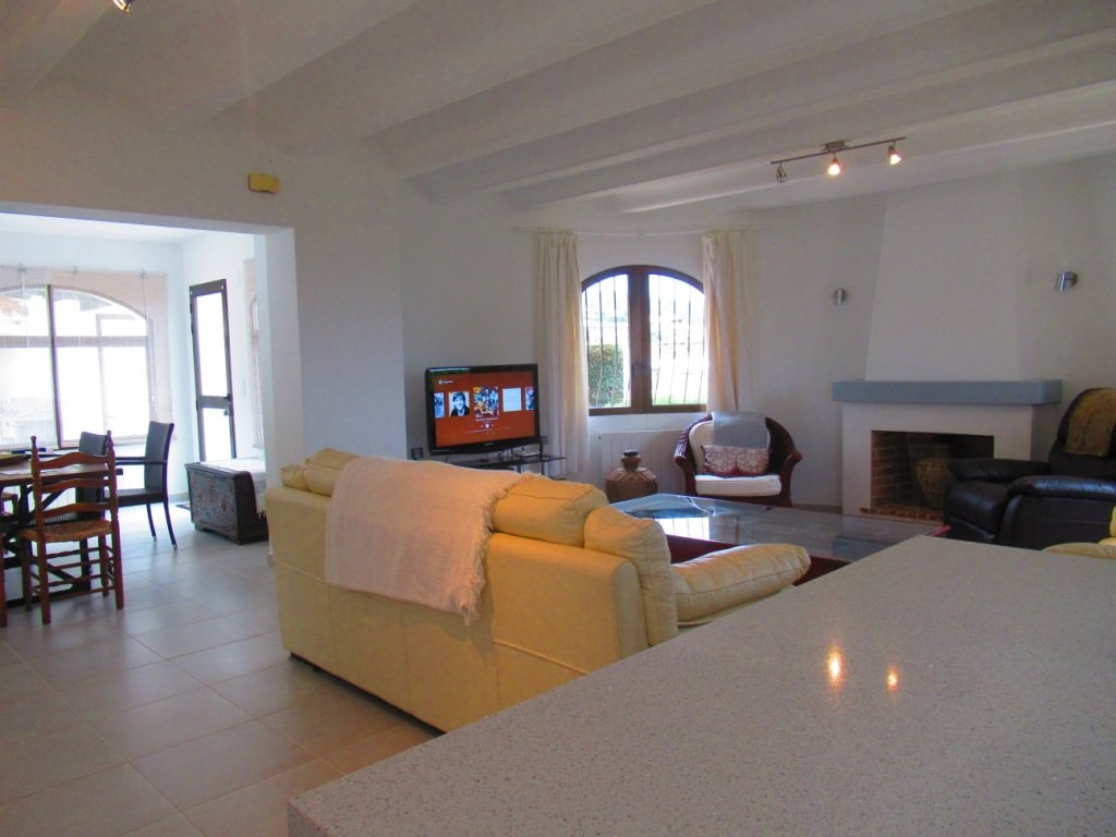 VP72 Villa for sale in Denia with sea and mountain views, Spain - Property Photo 7