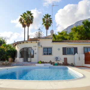 X-CH-D-0013 Villa in DéNia with 3 Bedrooms