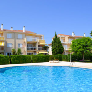 X-C25820 Apartment in DéNia with 2 Bedrooms