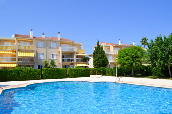 X-C25820 Apartment in DéNia with 2 Bedrooms - Photo
