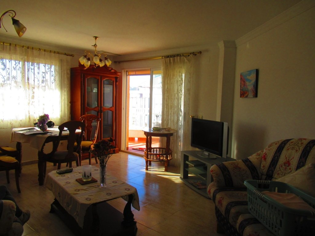 P16 Town flat for sale in Denia Port area with 3 bedrooms and mountain views - Property Photo 11