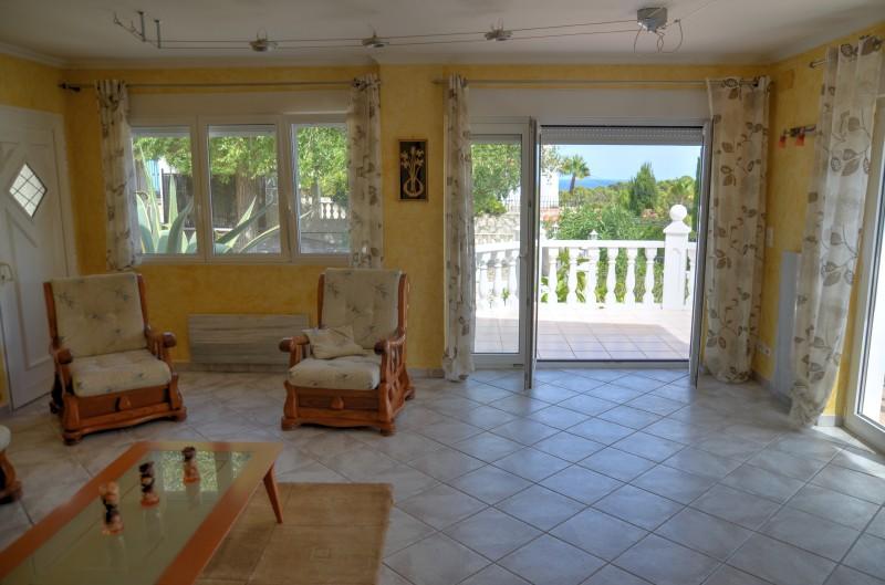 VP23 Villa for sale in Denia with sea views in alicante Spain - Property Photo 9