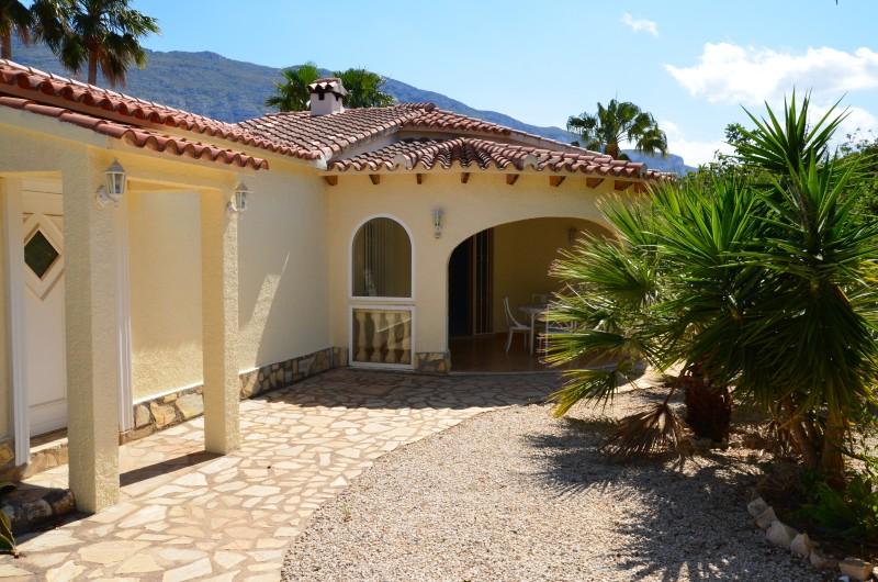 VP23 Villa for sale in Denia with sea views in alicante Spain - Property Photo 4