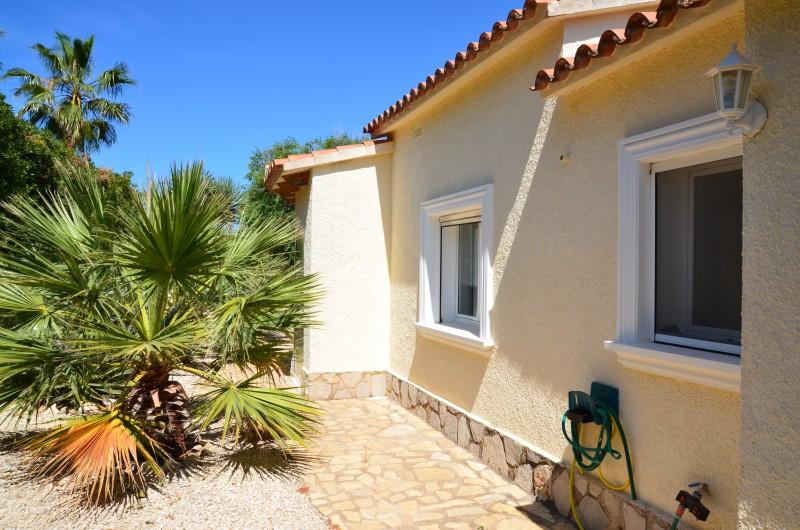 VP23 Villa for sale in Denia with sea views in alicante Spain - Property Photo 5