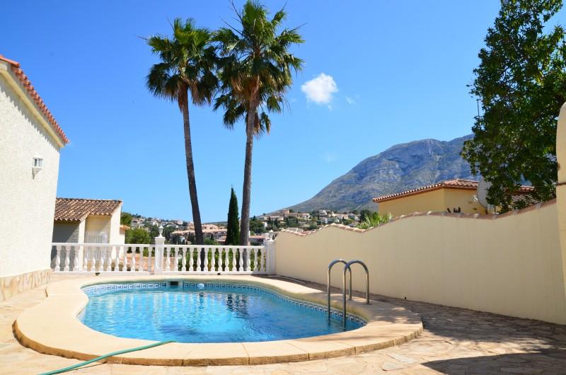 VP23 Villa for sale in Denia with sea views in alicante Spain - Property Photo 2