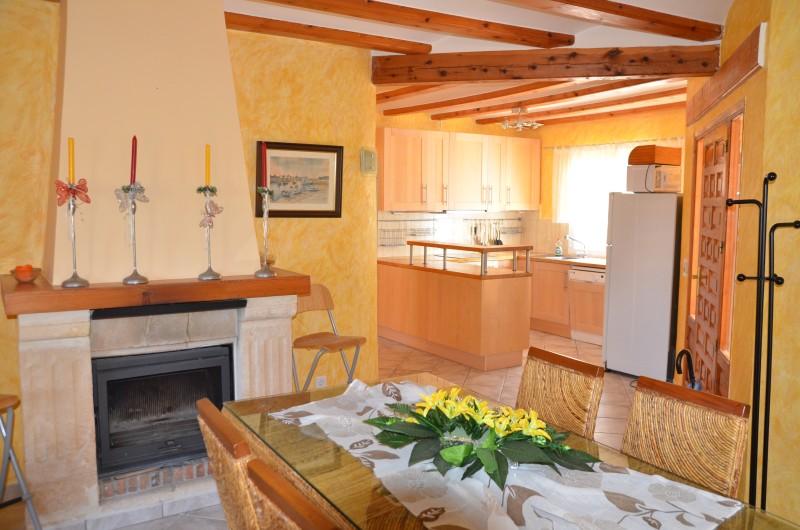 VP23 Villa for sale in Denia with sea views in alicante Spain - Property Photo 11