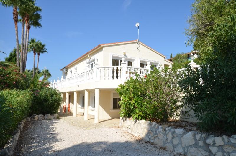 VP23 Villa for sale in Denia with sea views in alicante Spain - Property Photo 14