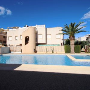 X-8907 Apartment in DéNia with 2 Bedrooms