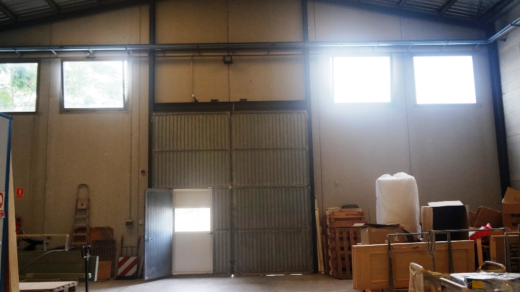 X-LC04 Industrial building in Pego - Property Photo 1