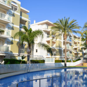 X-C25828 Apartment in DéNia with 2 Bedrooms