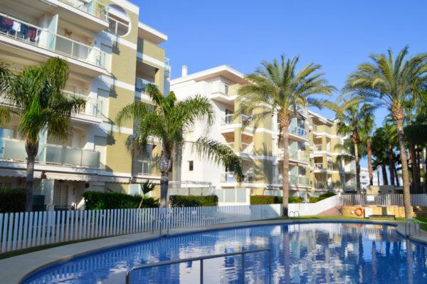 X-C25828 Apartment in DéNia with 2 Bedrooms - Photo