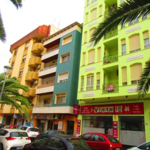 P7 Denia town flat apartment for sale with 2 bedrooms