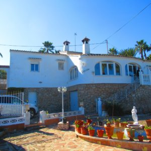 V20 Villa for sale in La Jara with sea views in Alicante Spain